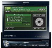 Pioneer AVH-P5900DVD CD-UB100