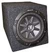 Kicker CVR8 box