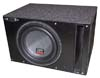 MTX T810-22 vented box