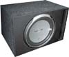 Rockford Fosgate P1S412 vented box
