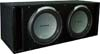 Rockford Fosgate P1S412x2 vented box